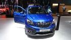 Кроссовер Mokka от компании Opel будет представлен на ММАС-2014