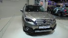 Весной в России появится новый автомобиль Subaru Outback