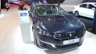 Обновленная модель Peugeot 508