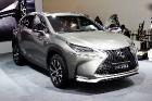 В России уже можно купить Lexus - NX 200t