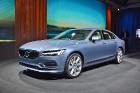 Volvo рассекретил цены на седан S90