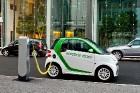 Продажи электромобилей в России выросли на треть