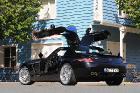 Ателье Brabus взялся за тюнинг родстера Mercedes-Benz SLS AMG