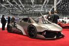На Женевском автосалоне 2011 представили «бэтмобиль»
