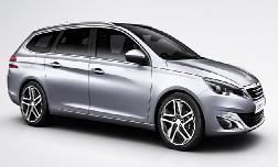 Новый Peugeot 308 2 универсал