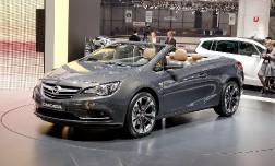 Новенький Opel Cascada 2014 года