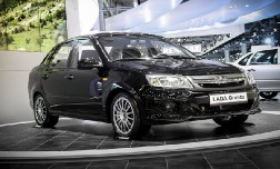 Новый Lada Granta Sport 2014