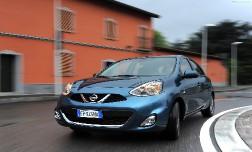 Новый Nissan Micra 2014