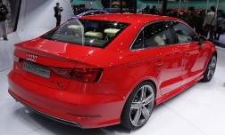 Новый Audi A3 2014