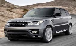 Новый Range Rover 2014