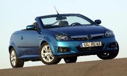 Новый кабриолет от компании «Opel»