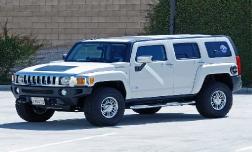 Автомобиль Hummer Н3