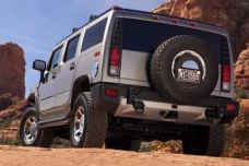 Hummer H2 Adventure и Hummer H2 Luxury