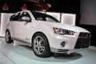 Новые внедорожники в 2012 году от Mitsubishi