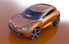 Renault готовит две новые модели на базе Captur