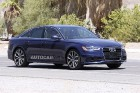 Опубликованы первые фото новой Audi S6