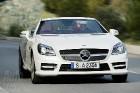 Mercedes выпустил первый дизельный SLK