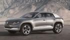 Новый купе-кроссовер будет тратить на 100 км пути только 2,7 литров топлива