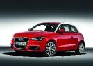 Новая Audi S1 хэтчбек 3d