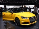 Новая Audi S1 хэтчбек 5d