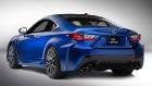 Новый Lexus RC F купе