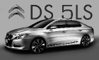 Новый Citroen DS 5LS 2013 года