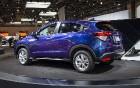 Новая Honda Vezel 2013 года