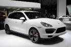 Новая модель Porsche Cayenne Turbo S 2014