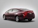 Honda FCX, экология и безопасность