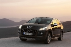 Тест-драйв  автомобиля  Peugeot 3008