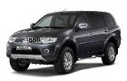 Тест-драйв Mitsubishi Pagero Sport