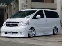Toyota Alphard (Тойота Альфард)