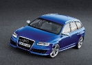 Автомобиль Audi RS6